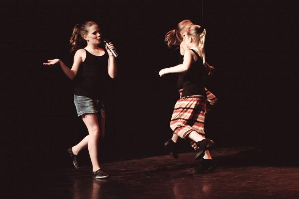 Studio Dance-A-LOT dansschool Almere, dansles Musical dans, Merel Kruk, Maike Beerman