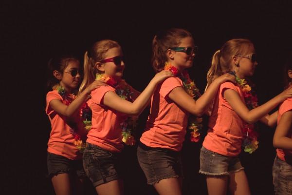 Studio Dance-A-LOT dansschool dansles Jazzdance jazz musical Merel Kruk Maike Beerman Karlijn Veldhuijzen