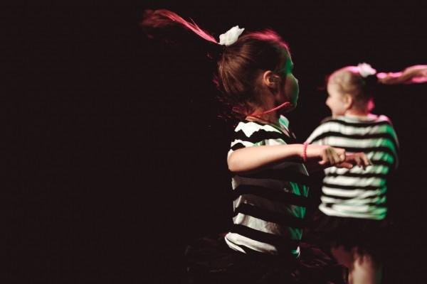 Studio Dance-A-LOT dansschool dansles Kleuterdans ADV algemene dansante vorming